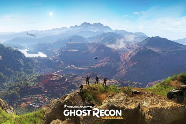 Tom Clancy's | Ghost Recon: Wildlands